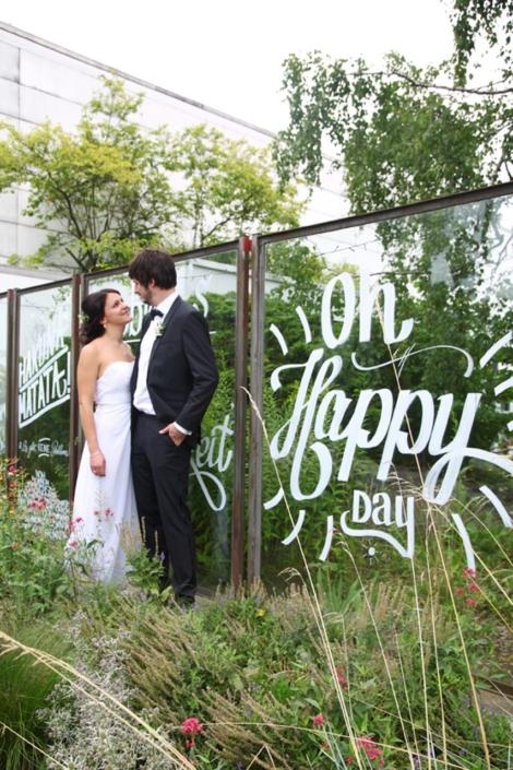 Hochzeitsfotografie Nürnberg - Eventlocation Parks
