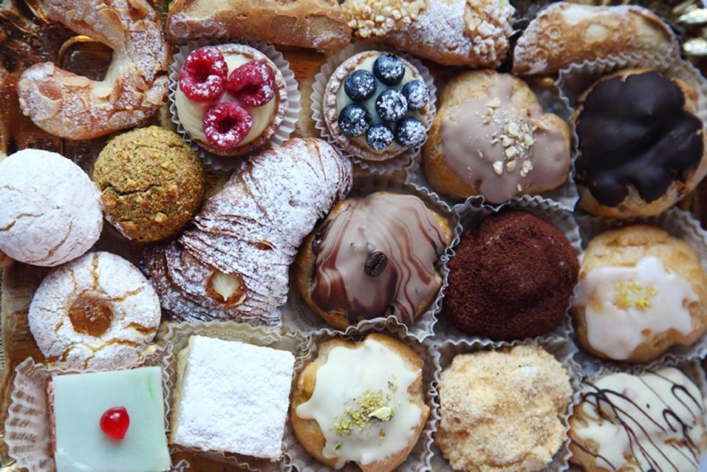 Foodfotografie - Paradiso dei Dolci Hochzeitstorten & Catering
