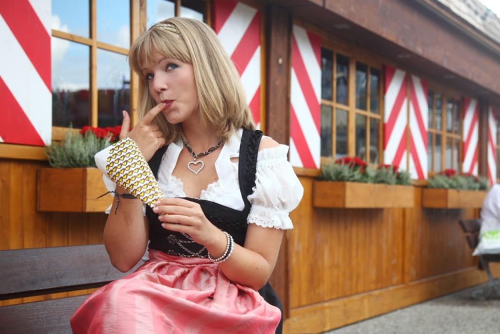 Fashion Shooting - Sedcard Shooting München